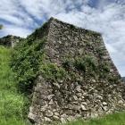 人質櫓石垣