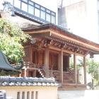 柴田神社本殿。