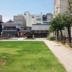 柴田公園全景。実はこんなに広い!