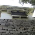 岡山城月見櫓石落とし