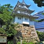 模擬三重櫓(南側)