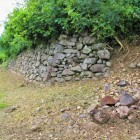 三ノ段下の石垣