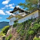西隅櫓(南西側)