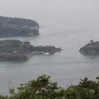 カレー山から能島と鯛崎島を俯瞰