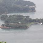 カレー山から能島俯瞰