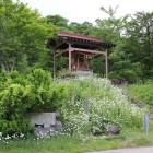 慰霊の神社