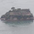カレー山から鯛崎島俯瞰
