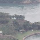 カレー山から能島中心部俯瞰