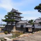 月見櫓と水手御門