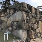 渡櫓の石垣