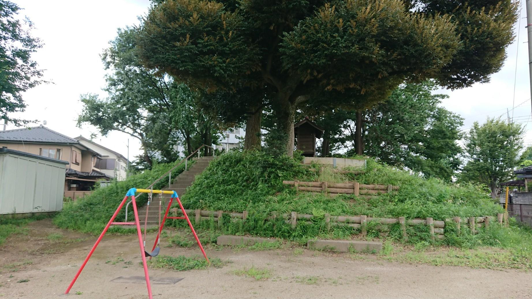 児童公園になっています