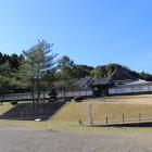 二の丸跡の佐土原歴史資料館 鶴松館