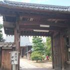 敦賀城中門(来迎寺)