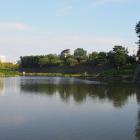 巨大な水堀