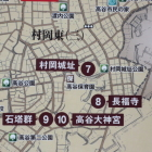 案内周辺地図