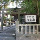 龍護寺に在る明智光秀御霊廟