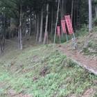 本丸への登城路