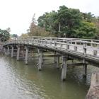 本丸南門登城橋