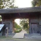 旧八戸城東門