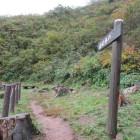 七曲り途中にある山吹井戸