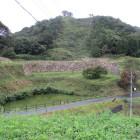 山中御殿とその遥か上の三ノ丸