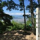 砥石城跡(2016年7月)