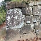 櫓台の石垣