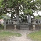 吉川経家公墓所