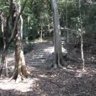 登城口階段