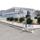 御殿跡、高通児童公園、久居中学校