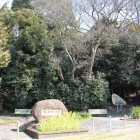 鷲津砦公園、登城口