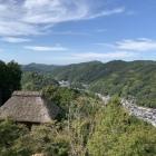本丸からの眺望(西)