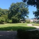 館跡は公園になっています