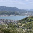 大村湾を望む 眺望