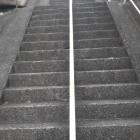 急坂後の階段。
