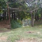 本丸木戸口(西側)