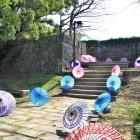 松ノ丸から鐘ノ丸への枡形(北側)