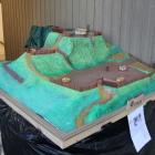 今城の模型