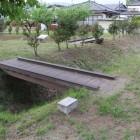 外郭東郭、堀と木橋