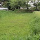 本丸西側水堀