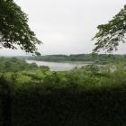 東方向の北上川