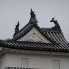 3匹の鯱が特徴