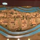 青森市中世の館にあった模型