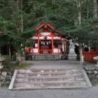 館跡に建つ北畠神社