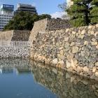 水堀と石垣③