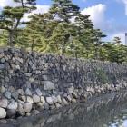 水堀と石垣④