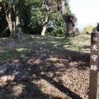 伝本丸東側櫓台跡