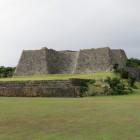 三の郭の城壁