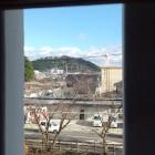 水口城資料館から見えます。