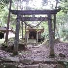 城内にある神社